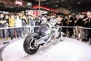 X-IDEA launches XCELL fuel-cell concept motorcycle with variable riding position