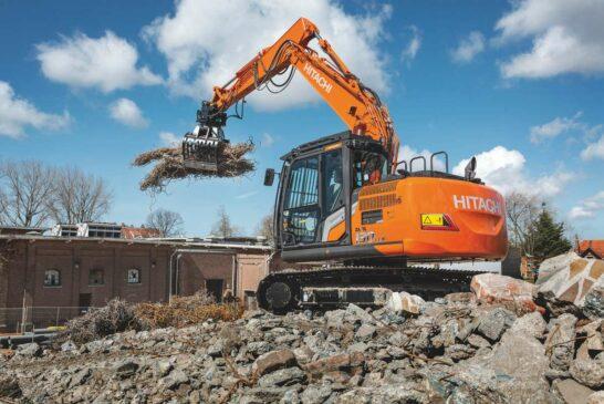 Hitachi Construction Machinery appoints Walbrook Asset Finance for UK plant finance