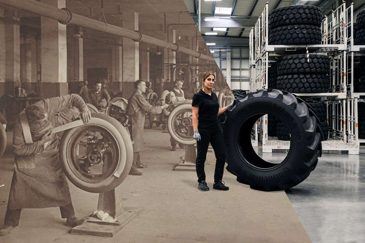 Continental celebrates 150 years of constant innovation