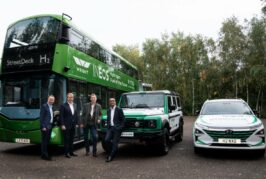 Hydrogen Roadshow in the UK shines spotlight on low carbon hydrogen innovation