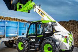 JCB investing £100m in Hydrogen Engines