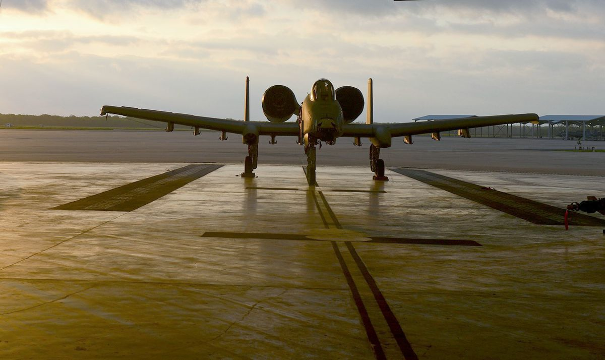 Granite wins $19m runway contract at Cannon Air Force Base in New Mexico