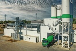 Heidelberger Beton expands with Liebherr Betomix 2.5 Concrete Mixing Plant