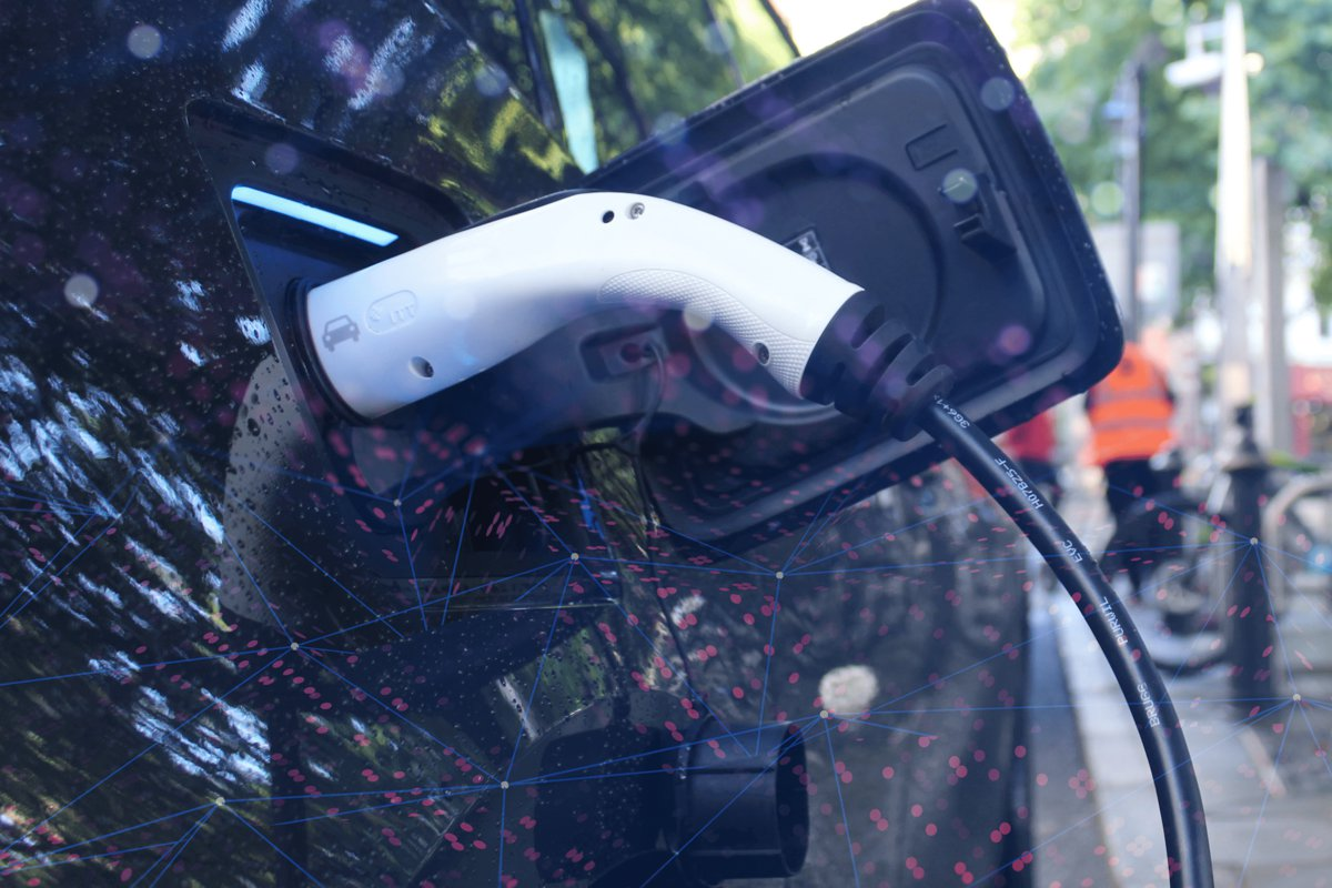 OS two-day hackathon drives EV infrastructure improvements