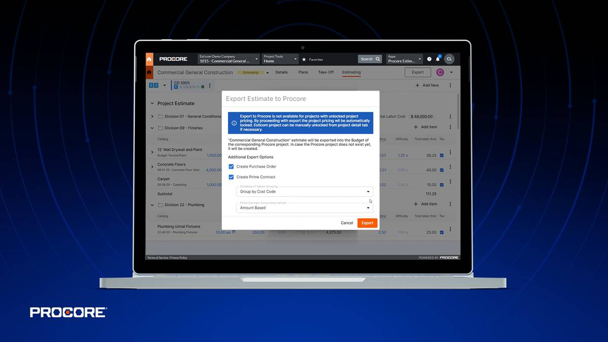Procore announces enhancements for added flexibility and insights for project teams