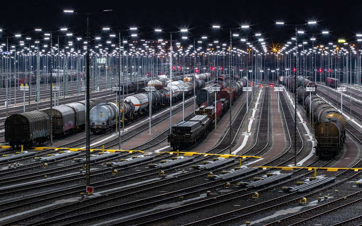 Britain's HGV crisis should look at rail solutions to get trucks of the roads