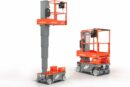 Skyjack totally transforms their Vertical Masts