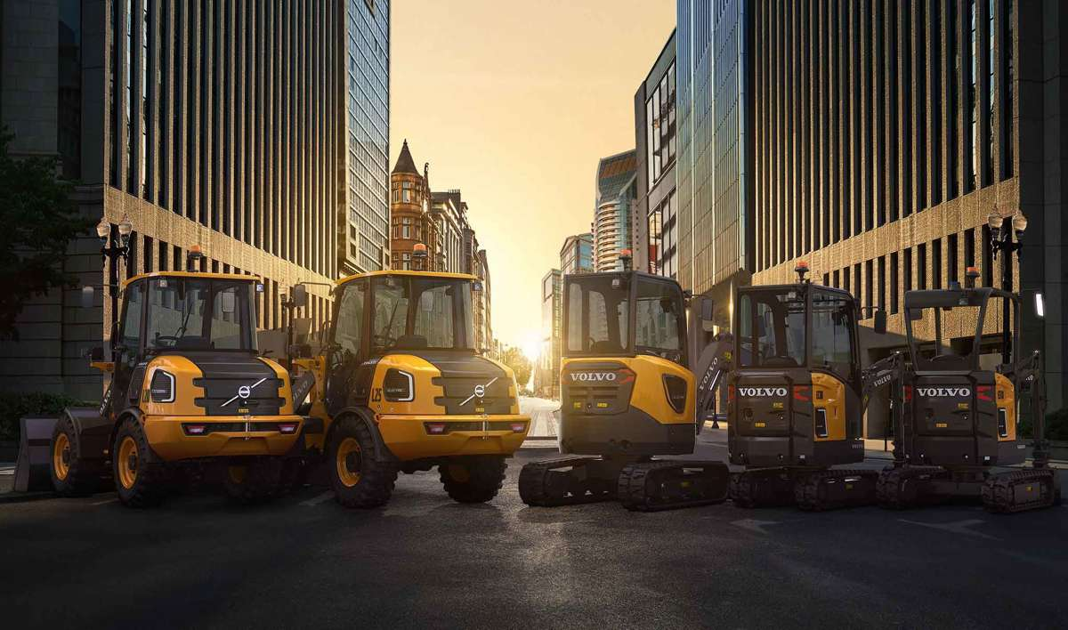 VolvoCE records solid growth in 3rd quarter 2021
