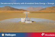 Heliogen and Woodside reveal breakthrough Solar technology project